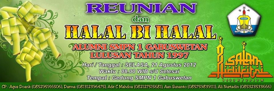 67 Download Banner Halal Bihalal Cdr Cdr Bihalal Banner