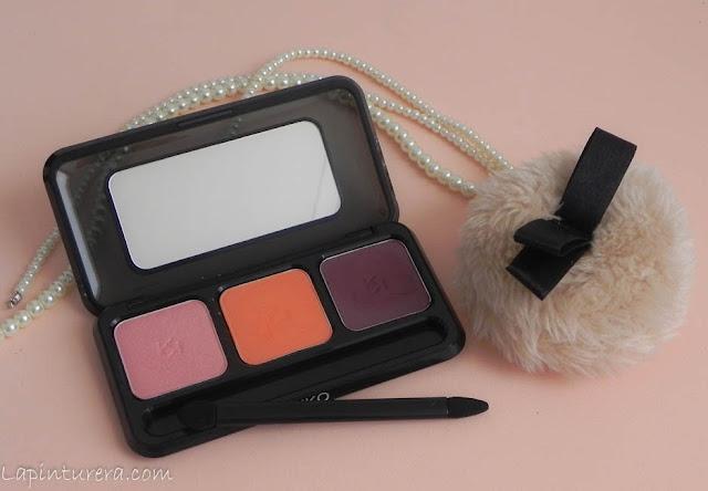 paleta high pigment trío