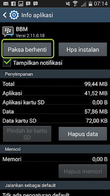 Car Mematikan BBM Di Hp Android
