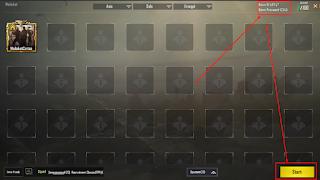 Cara Buat Room Untuk Custom Dalam Game PUBG Mobile Android