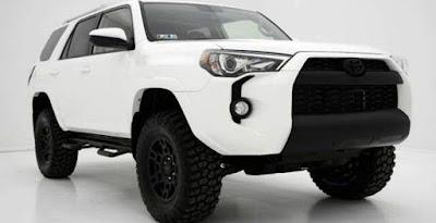 2018 Toyota 4Runner Redesign, Concept, Date de sortie et rumeur de prix