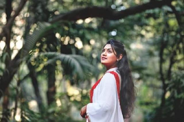 Nusrat Imrose Tisha Sexy Sences