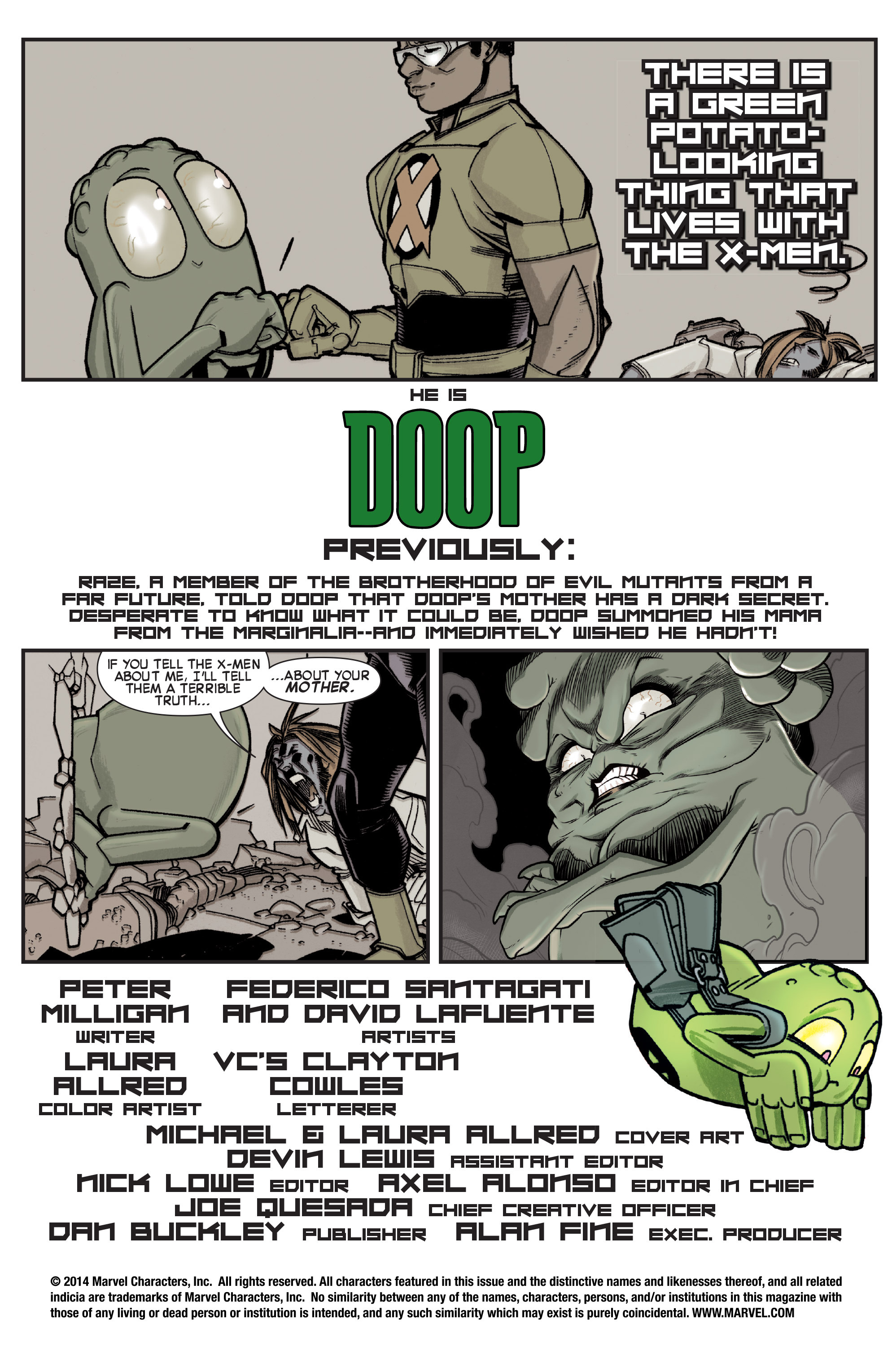 Read online All-New Doop comic -  Issue #4 - 2