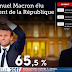 Macron à l'Élysée