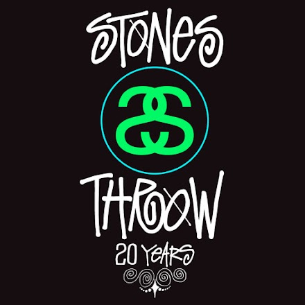 20 Years of Stones Throw | Stüssy Japan Mixtape
