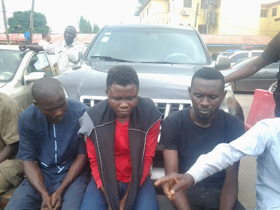 Greedy Driver Sells Boss' N10million Toyota SUV For N50,000