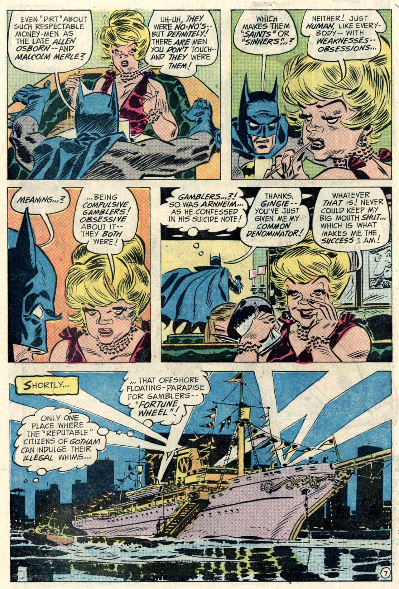 Detective Comics (1937) 426 Page 9