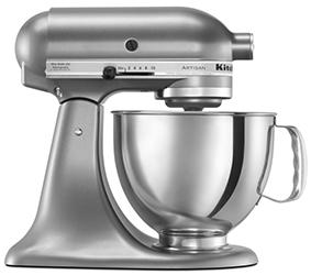 Enter To Win A KitchenAid Mixer