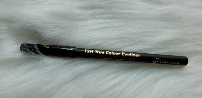 Dermacol 12H True Colour Eyeliner dlouhotrvající tužka na oči