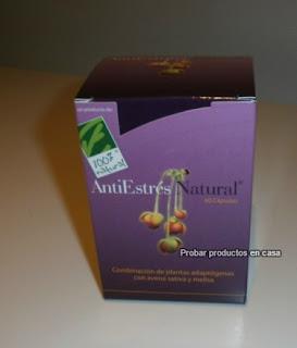 Antiestrés Natural de 100%Natural