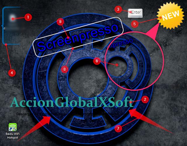 Screenpresso 1.7.11.1 | Completa utilidad para hacer capturas de pantalla y grabar en video tu pantalla