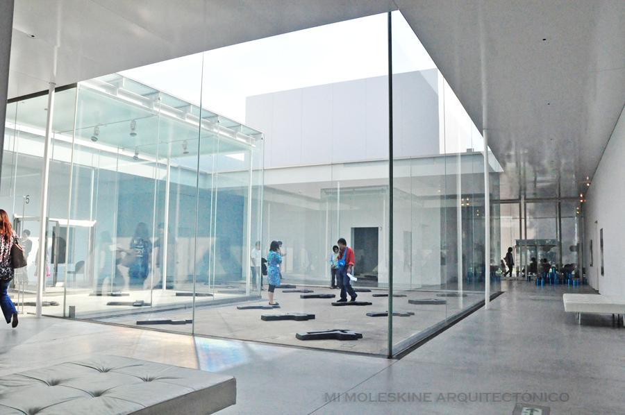 MY ARCHITECTURAL MOLESKINE®: SANAA: 21st CENTURY MUSEUM ...