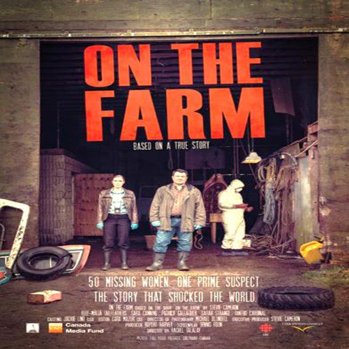 On the Farm Poster Film