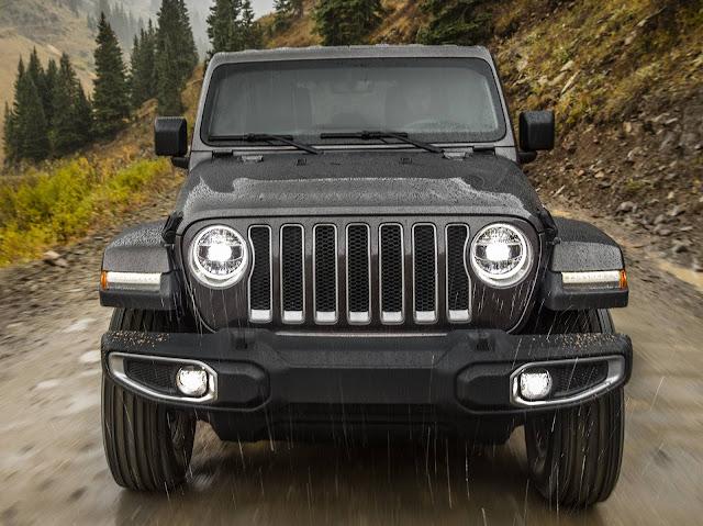 Novo Jeep Wrangler 2020 - preço