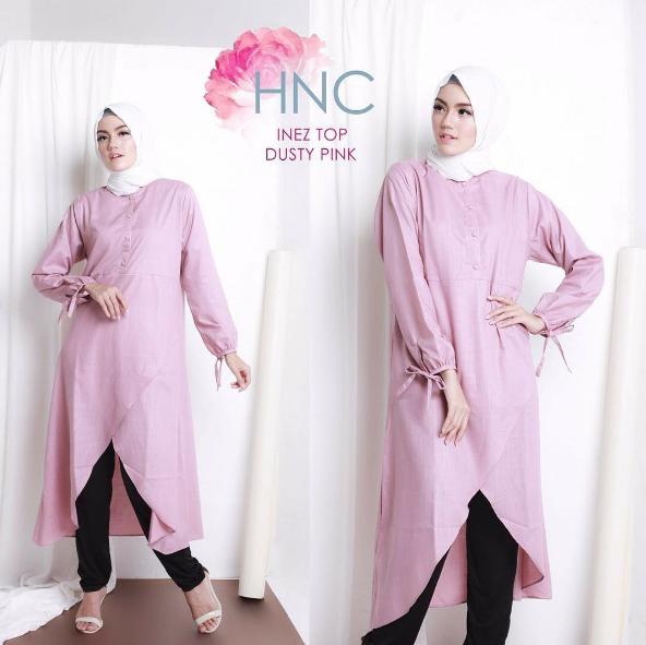 20 Model Desain Baju dan Hijab Dari Radwah Cocok Untuk ...