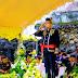 Walikota JFE Pimpin Upacara Dirgahayu Kota Tomohon ke-16