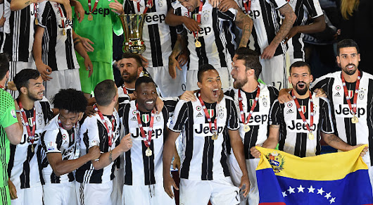 Asamoah - We Have Left The Coppa Behind