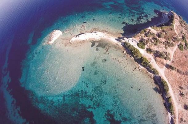 ΣΟΚ! Ανακαλύφθηκε αρχαίο ελληνικό νησί [photos]