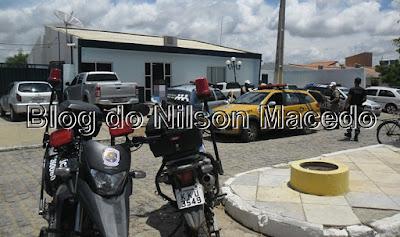 OURICURI-PE: Polícia Militar recupera veículo roubado no Residencial São Sebastião