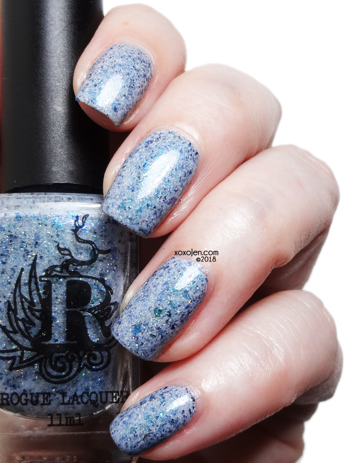 xoxoJen's swatch of Rogue Lacquer Here We Go Again
