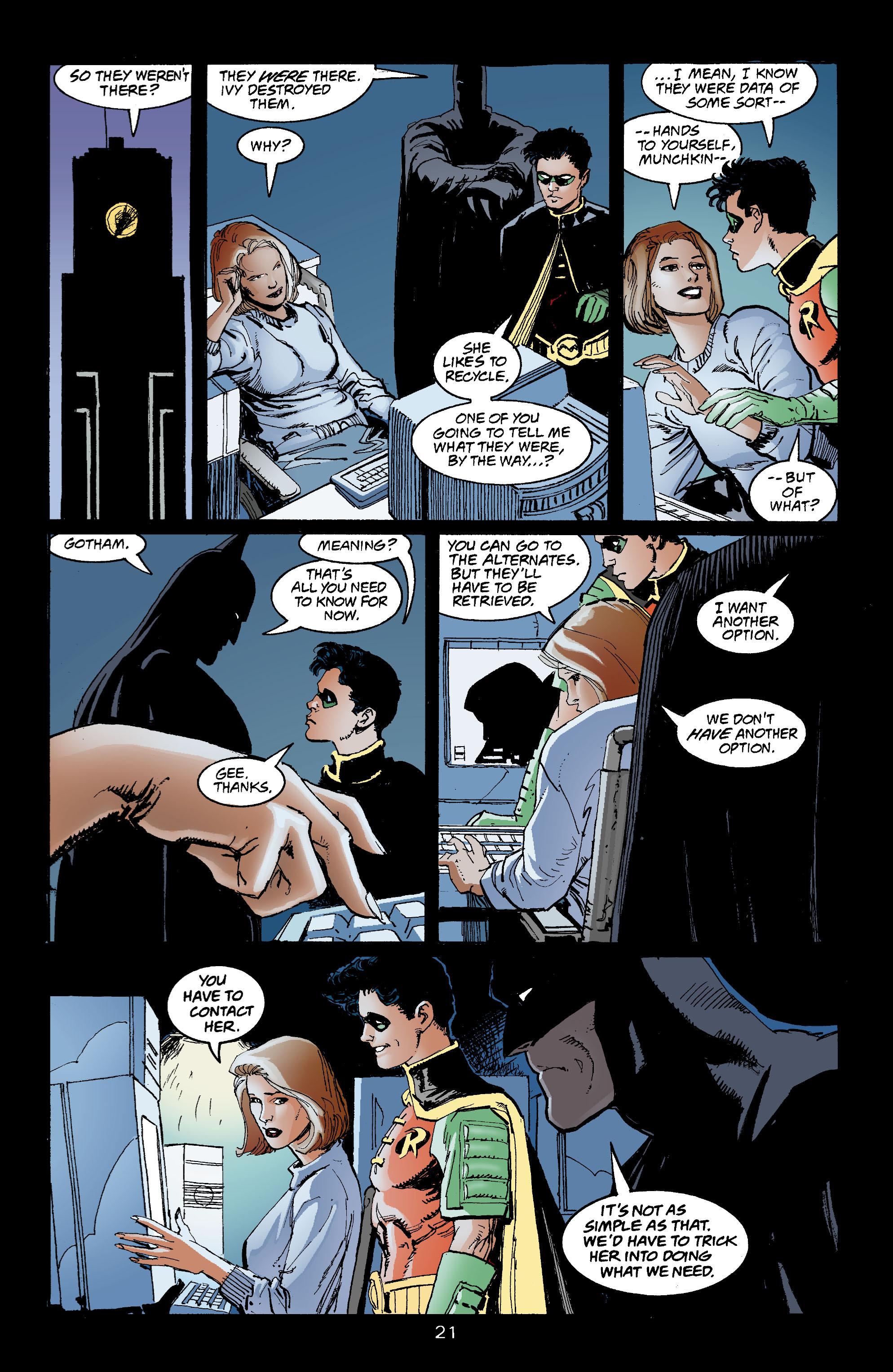 Detective Comics (1937) 735 Page 20