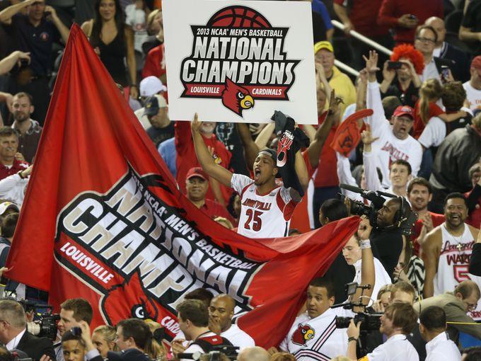 Sports Fanatic: Louisville Cardinals: 2012-2013 NCAA ...