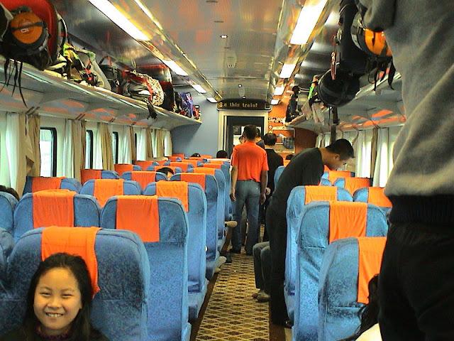 青藏鐵路-硬座