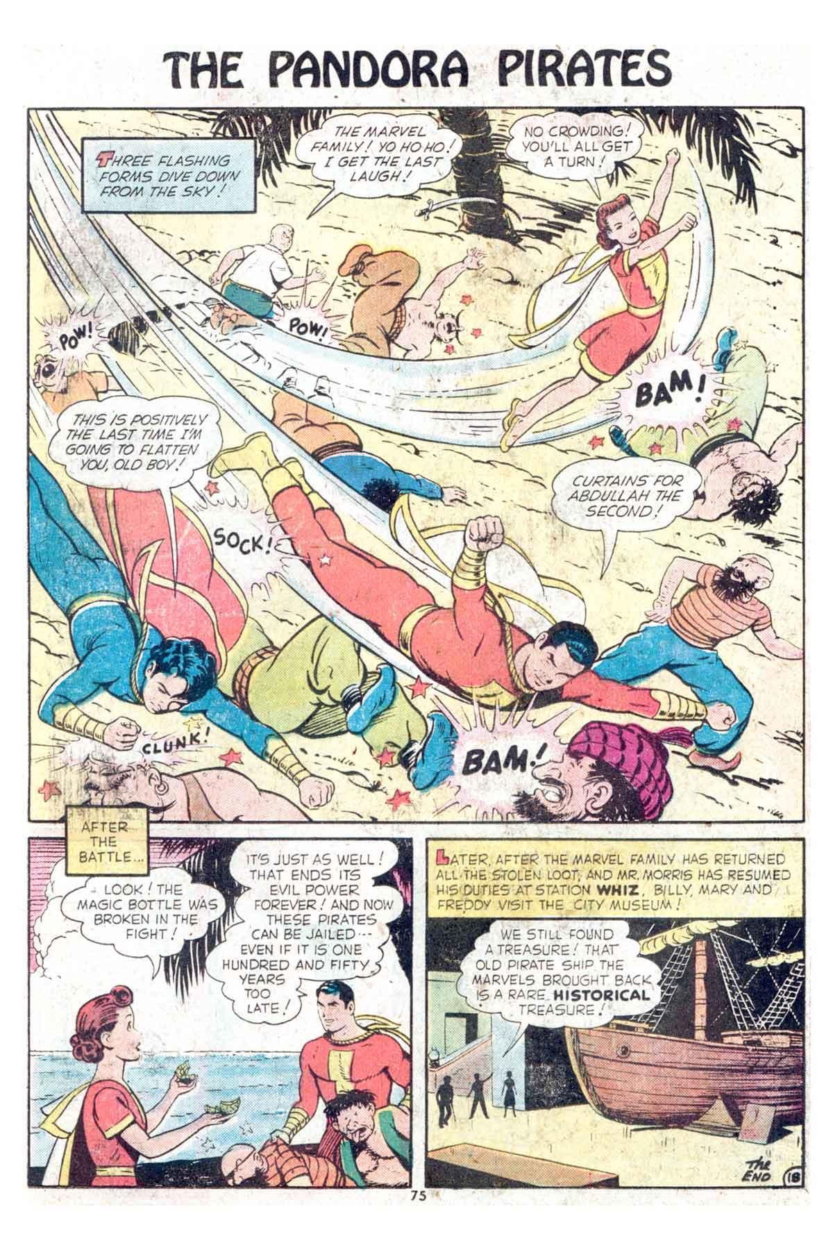 Read online Shazam! (1973) comic -  Issue #13 - 76