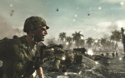 Call of Duty World at war game for pc
