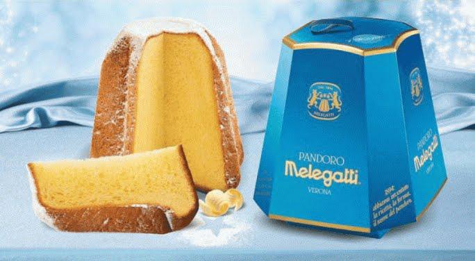 Fallita Melegatti del Pandoro, panettoni, colombe pasquali, torte e croissant