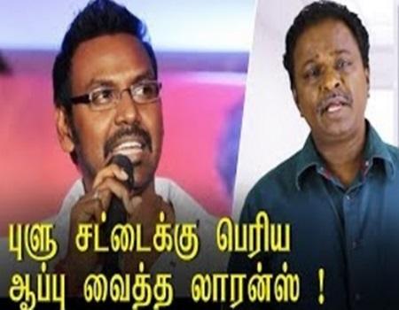 Bluesattai vs Raghava Lawrence   Vivegam Movie Review