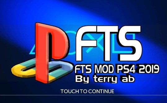 FTS 19 Mod PS 4 HD Android Apk