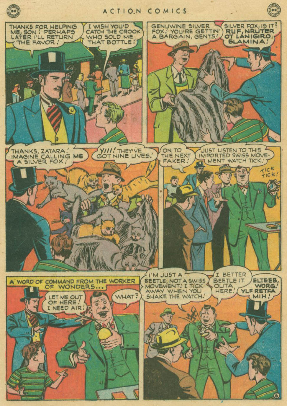 Action Comics (1938) 125 Page 32