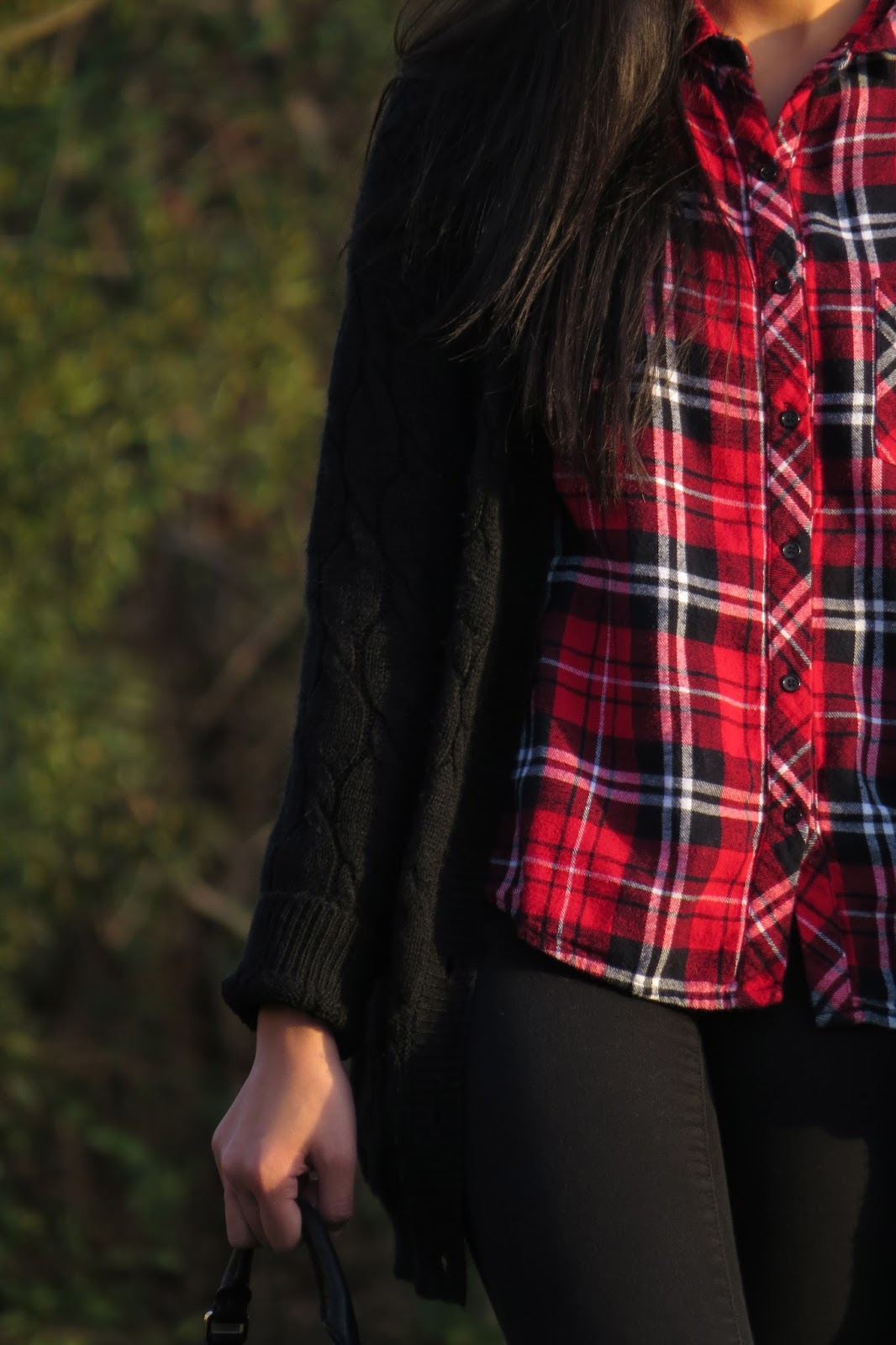 Red Flannel Inspo