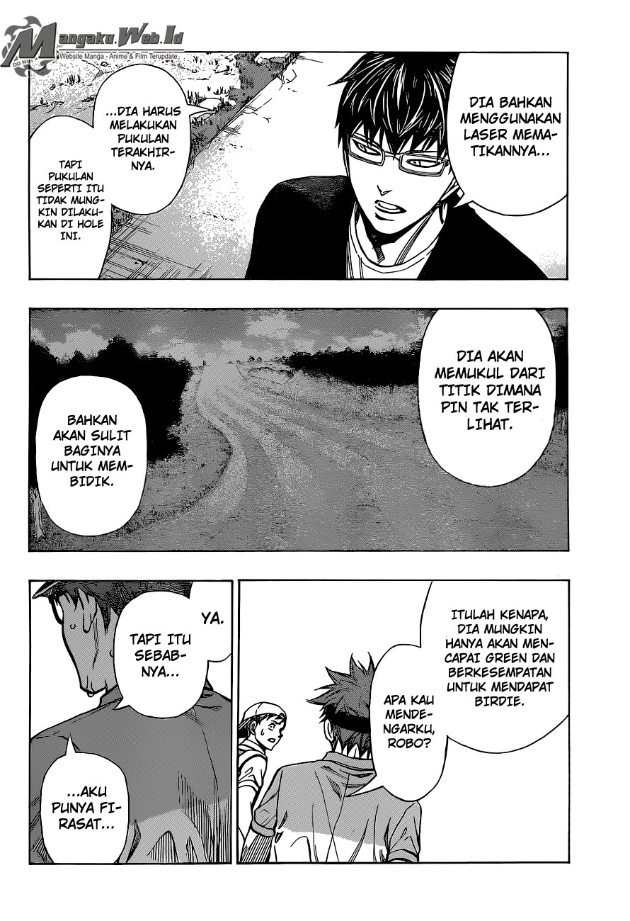 Robot x Laserbeam Chapter 39