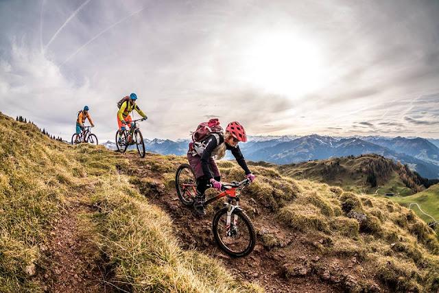 Die besten Trails in Kitzbühel