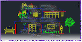 download-autocad-cad-dwg-file-housing-two-levels