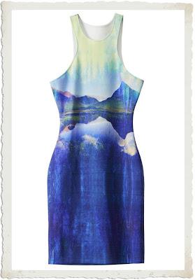 abito corto limited edition Mrs Carter