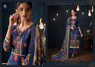 Wholesale cotton suits: Tanishk Mehnaaz vol 5