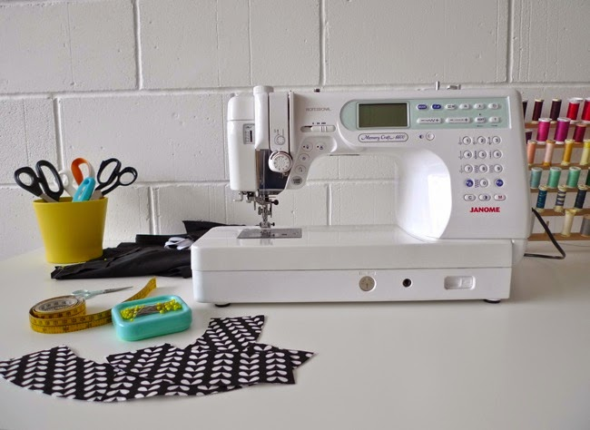 Buying a sewing machine - Janome 6600P