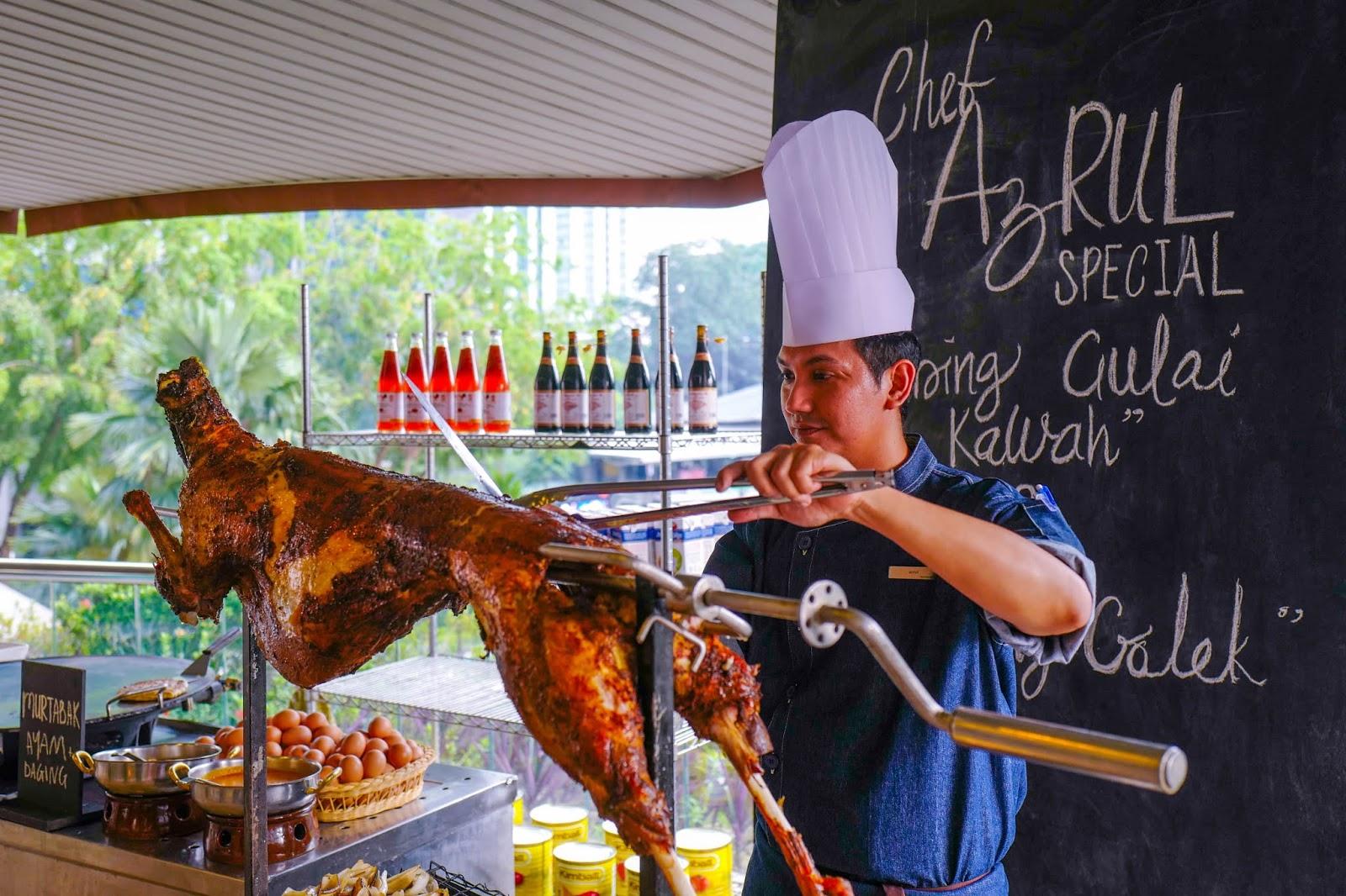 2019 ramadan buffets: renaissance kuala lumpur hotel