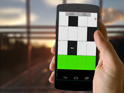 Stay In The Line White Tile - An Addictive Game from the makers of 2048  ~ RK World
