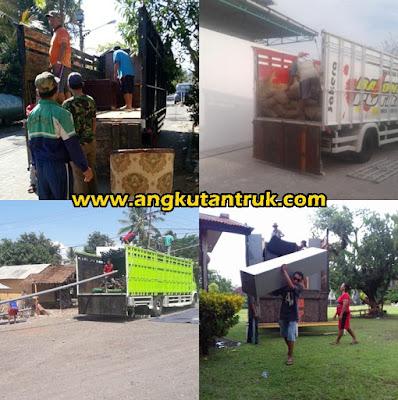 Jasa Angkutan Truk di Sidoarjo