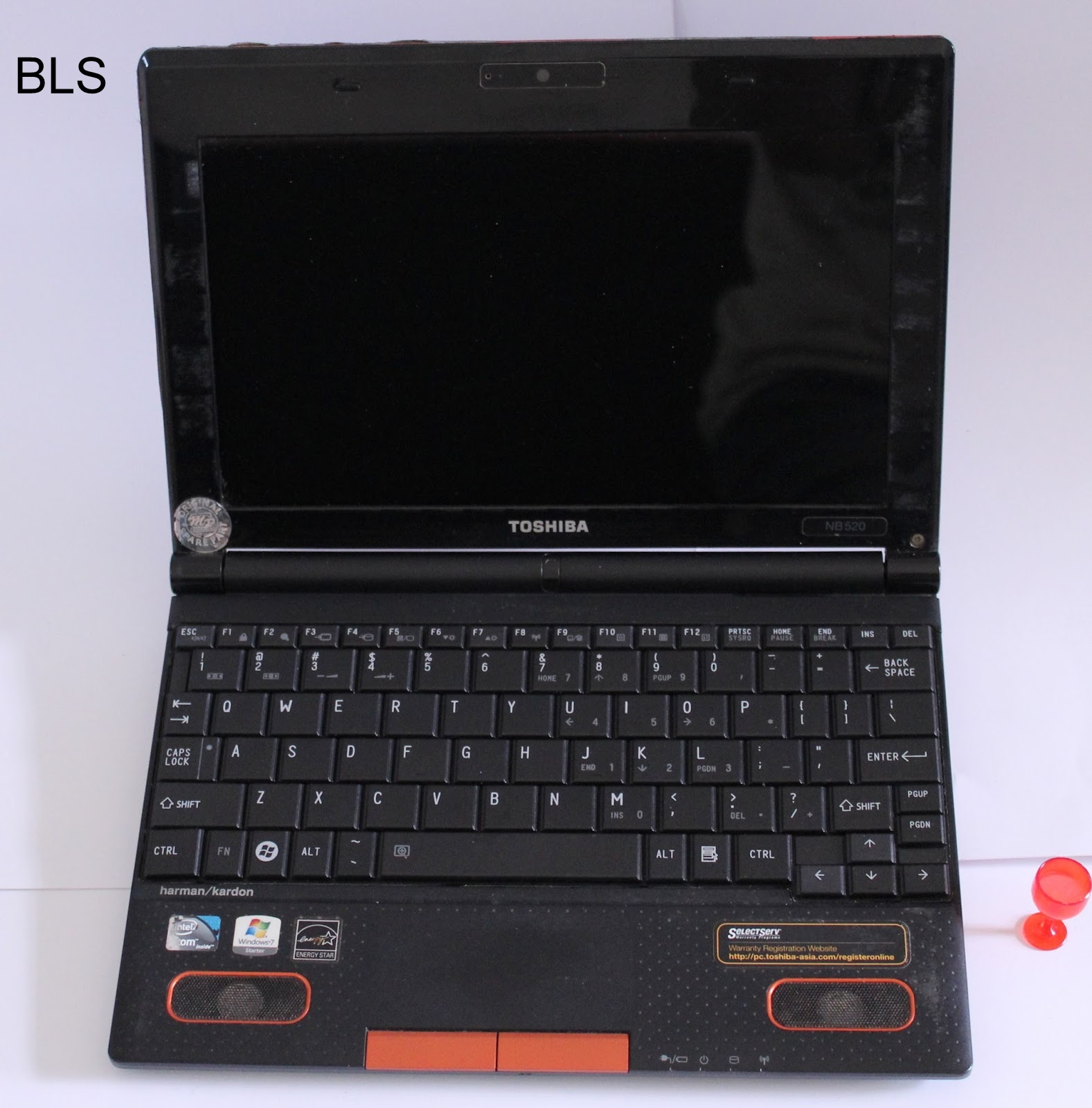 Jual NoteBook Second