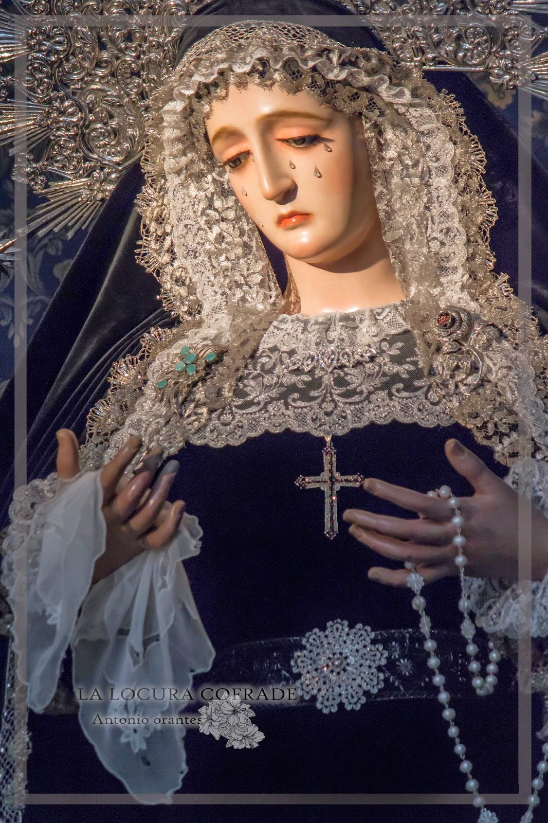 Virgen De Las Maravillas De Granada Difuntos 2014