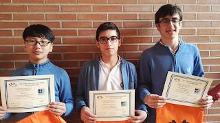 Li, Cristian y Nacho