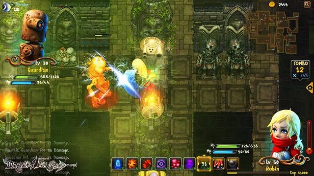 Dragon Fin Soup PC Game Español