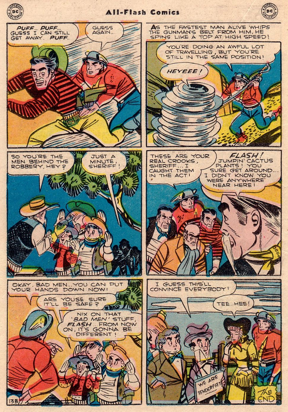 Read online All-Flash comic -  Issue #23 - 29