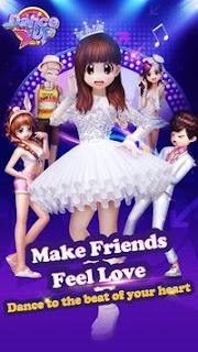 Dance Up Indonesia APK Mega MOD