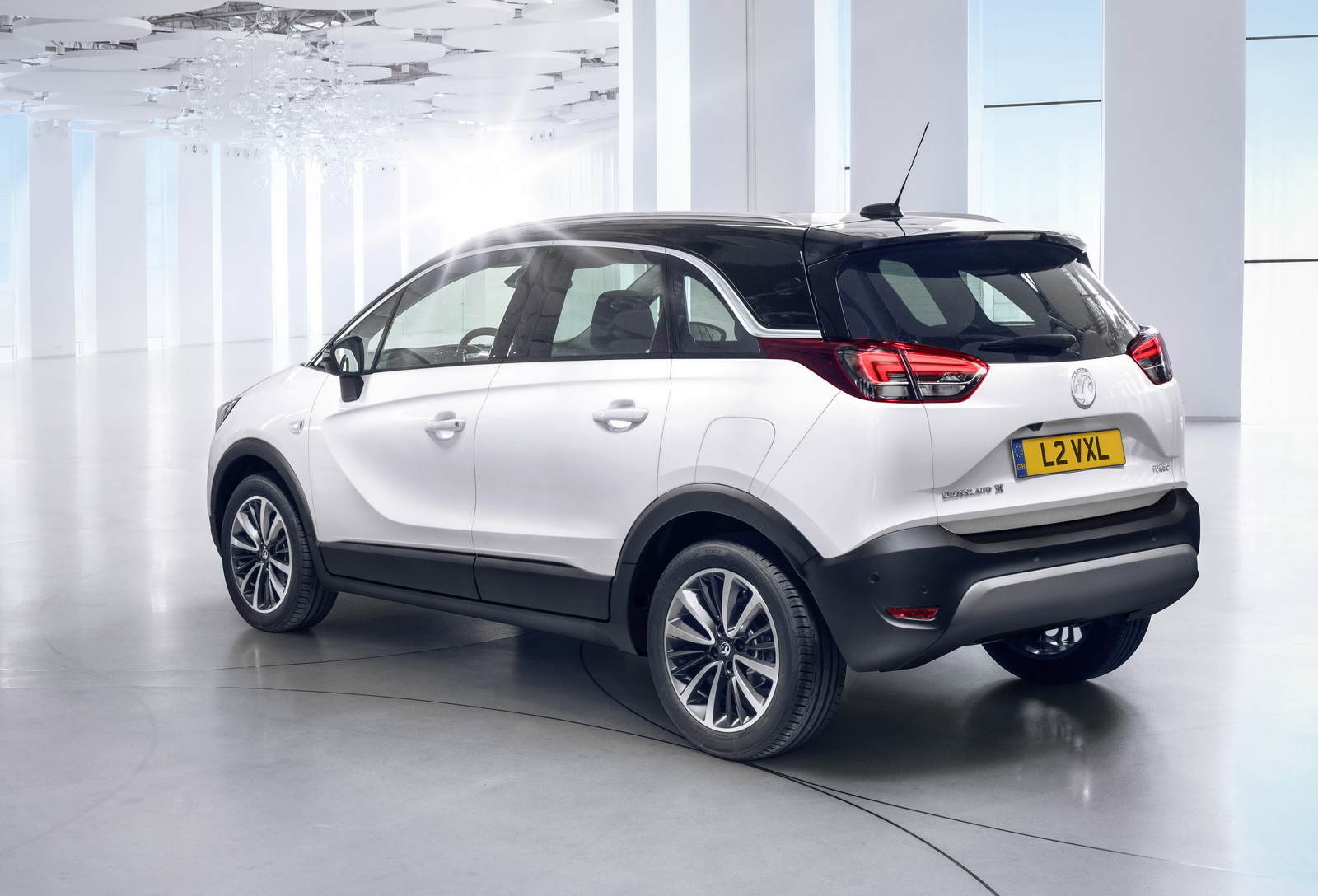 This Is The New Opel Amp Vauxhall Crossland X Sub Compact